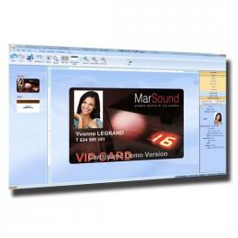Cardream3 Basic software para impresión de tarjetas