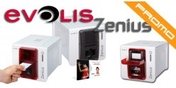 Evolis Zenius Classic red