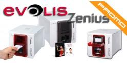 Evolis Zenius Classic roja