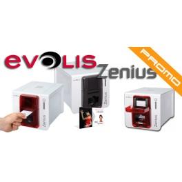 Evolis Zenius Classic red