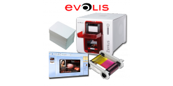 Evolis Pack d'identification Zenius