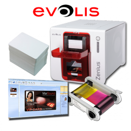 Evolis Pack de acreditación Zenius
